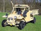 Khaki dune buggy! 